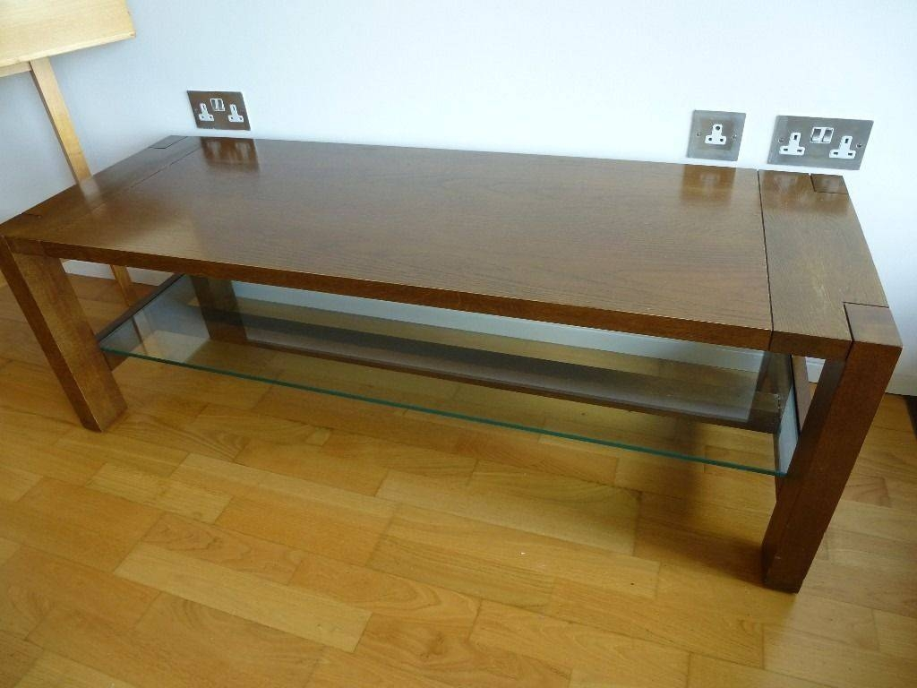 M&s Sonoma Oak Coffee Table | In Falmouth, Cornwall | Gumtree inside M&s Coffee Tables (Image 20 of 30)
