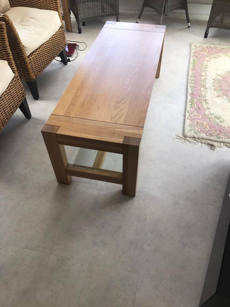 M&s Sonoma Range Coffee Table | In Alderley Edge, Cheshire | Gumtree regarding M&s Coffee Tables (Image 21 of 30)