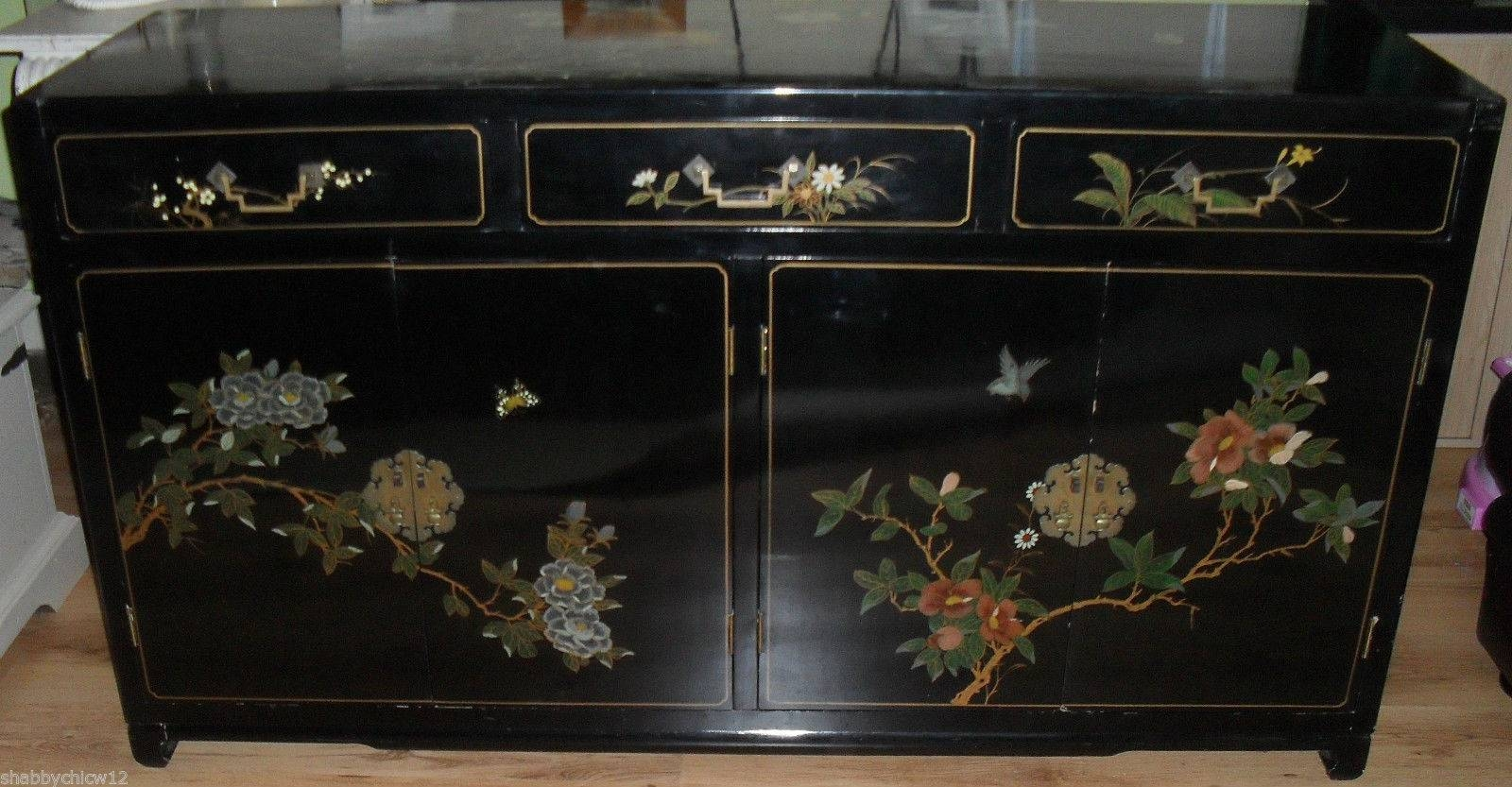 Featured Photo of Chinoiserie Sideboards