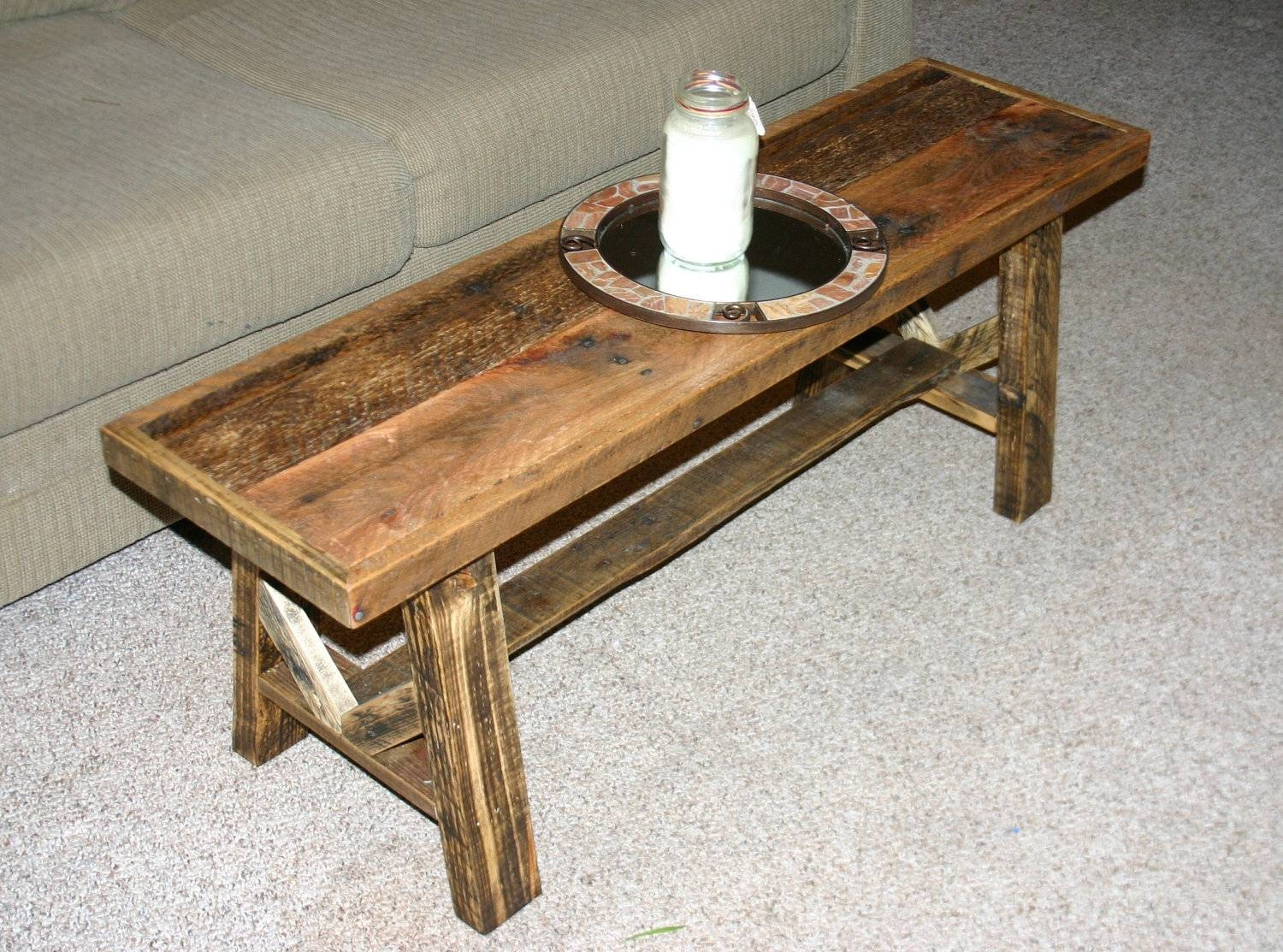 Narrow Coffee Table Create The Small Room Become Wide Room | Home in Narrow Coffee Tables (Image 23 of 30)