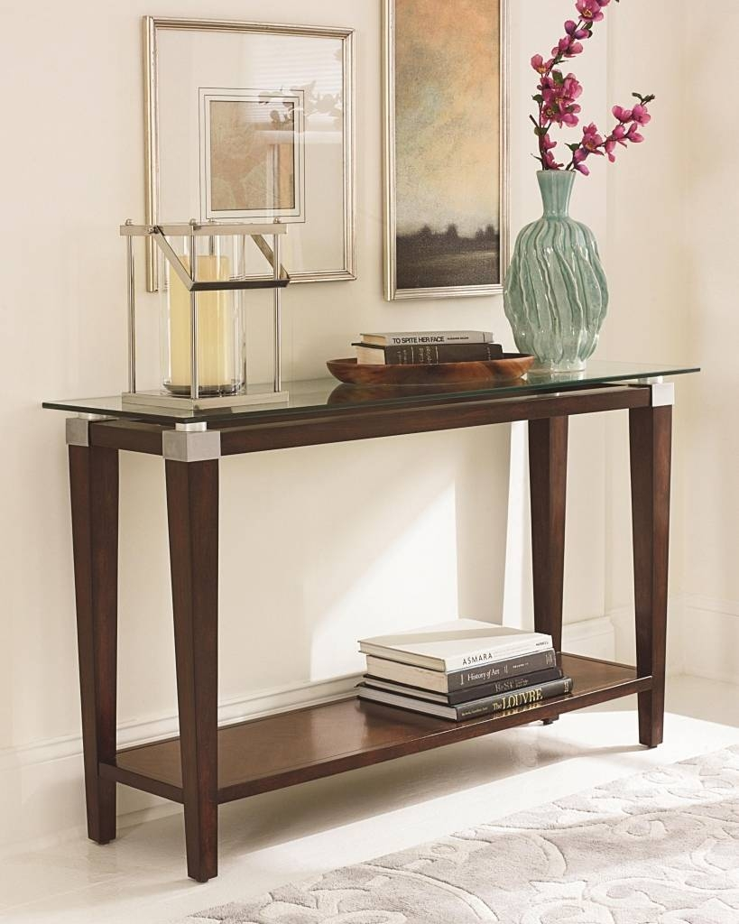 Narrow Metal Sofa Table For Homeresistancesdefemmes intended for Metal Glass Sofa Tables (Image 24 of 30)