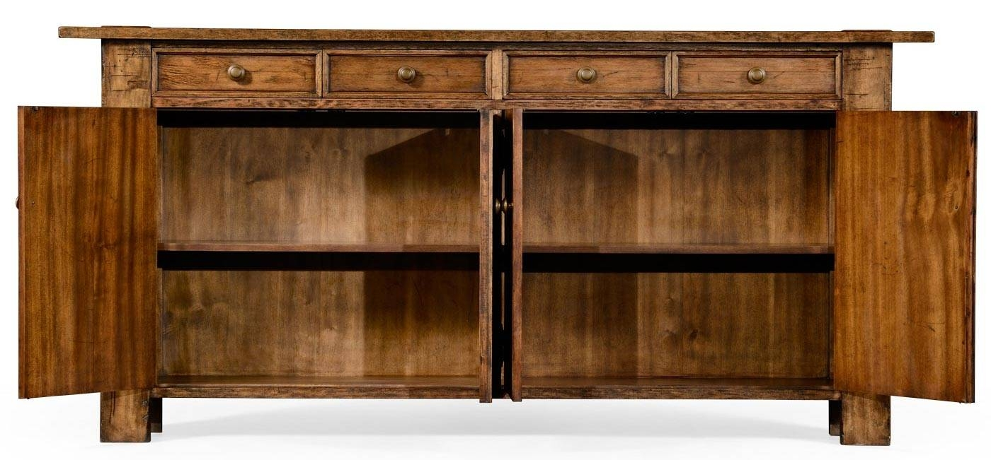 Narrow Sideboard | Soft Decorating intended for Narrow Sideboards (Image 13 of 30)