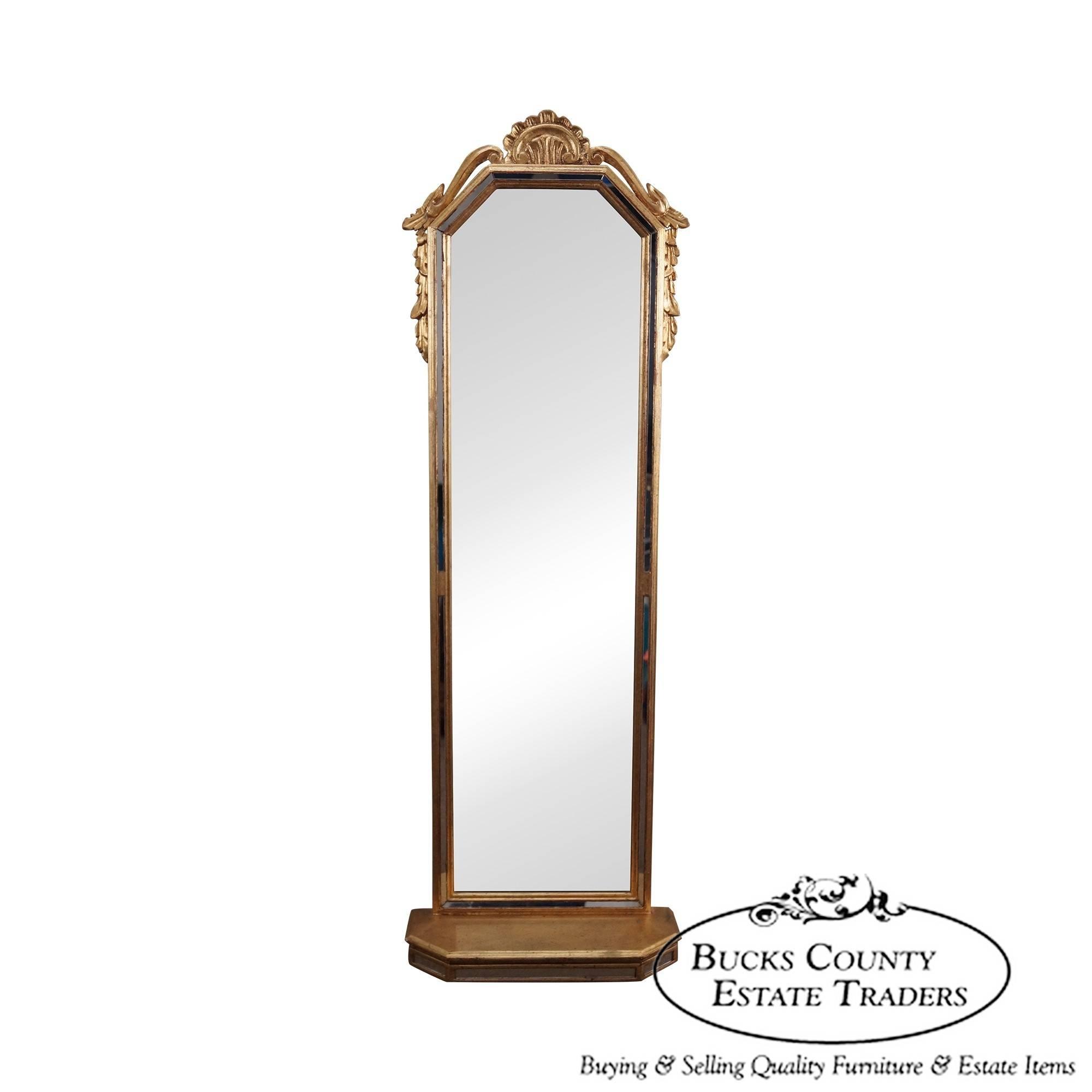 Narrow Wall Mirror Narrow Wall Mirror Long Skinny Wall Mirrors intended for Long Narrow Mirrors (Image 17 of 25)