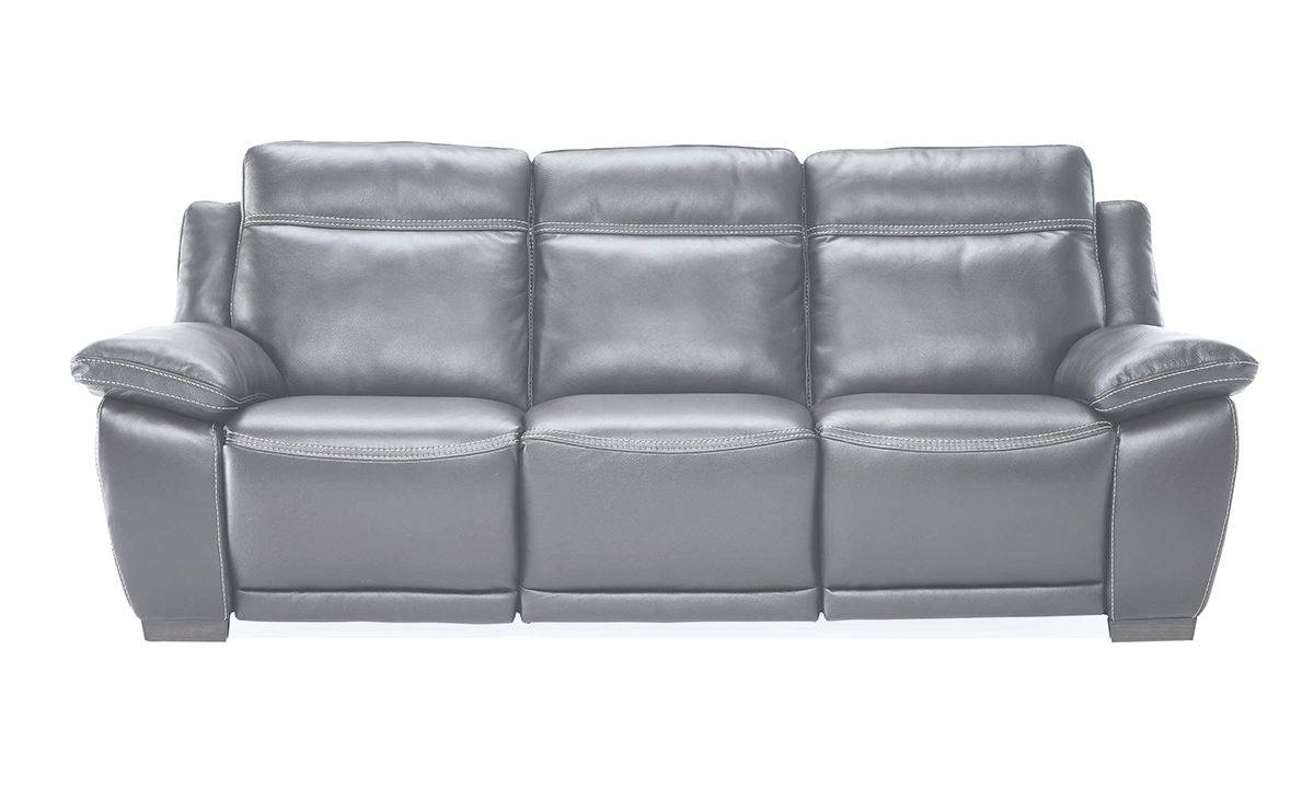 Natuzzi: Dream Leather Power Reclining Sofa | Haynes Furniture with regard to Recliner Sofa Chairs (Image 23 of 30)