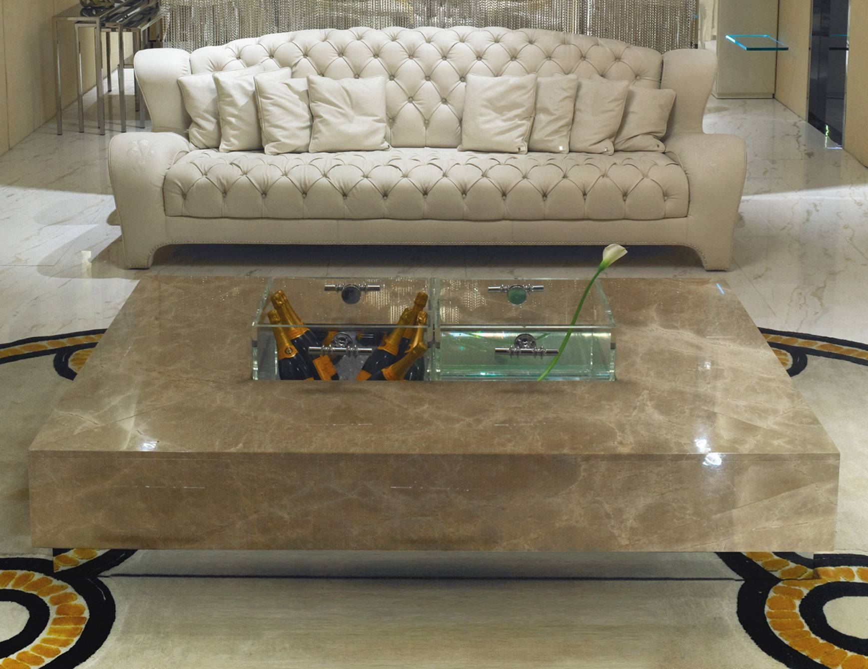 Nella Vetrina Visionnaire Ipe Cavalli Ruis Italian Coffee Table regarding Bordeaux Coffee Tables (Image 21 of 30)