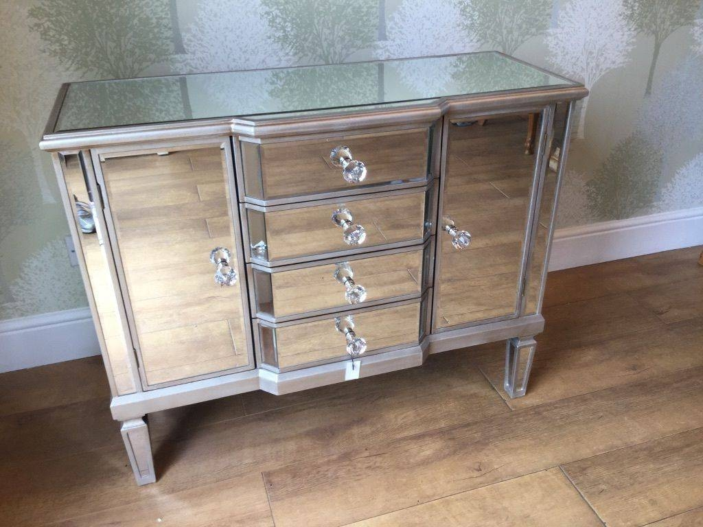New Boxed Venetian Mirrored Sideboard. | In Ongar, Essex | Gumtree with Venetian Mirrored Sideboards (Image 16 of 30)