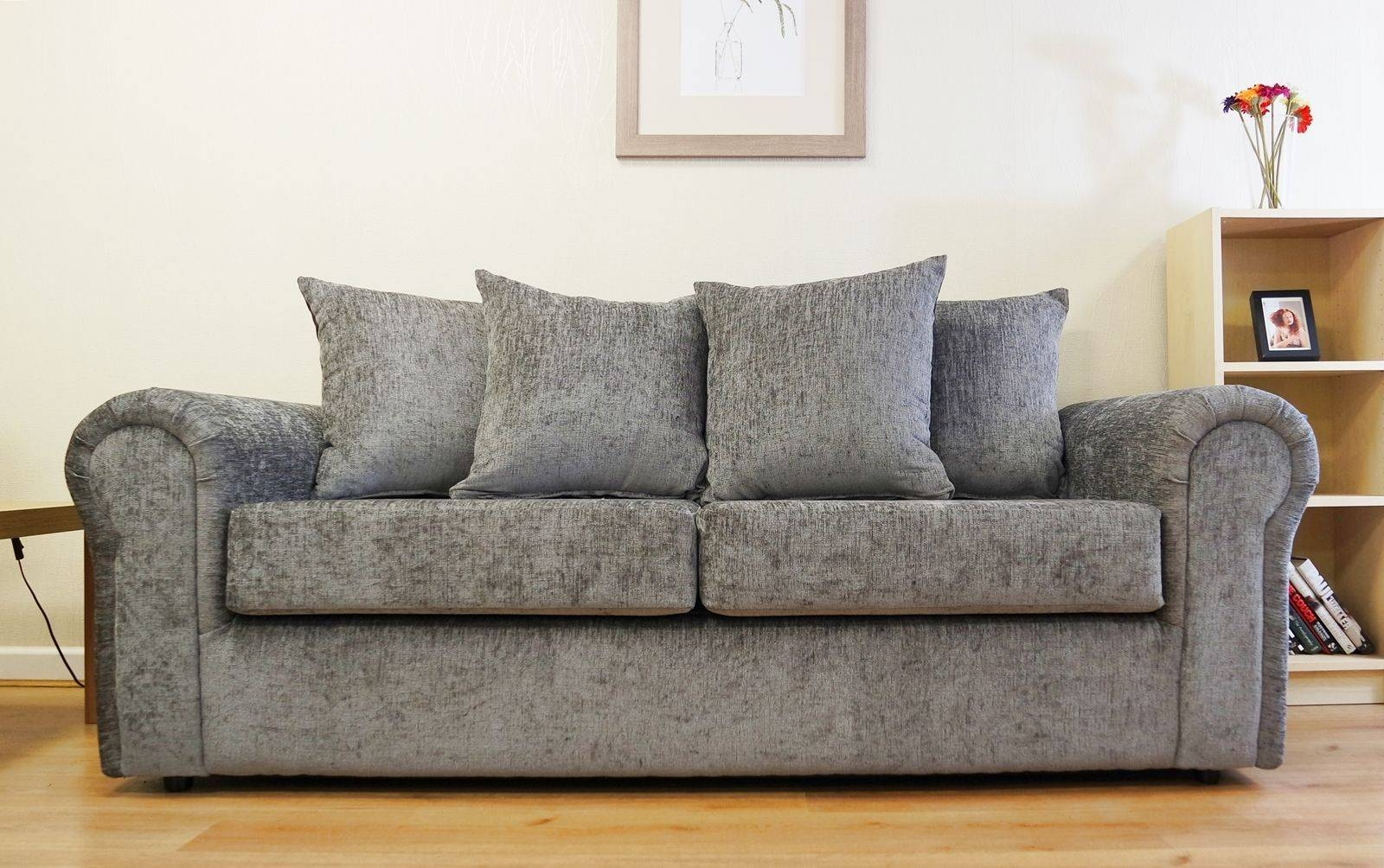 New Chenille Fabric Sofa 98 With Additional Sofas And Couches regarding Fabric Sofas (Image 24 of 30)
