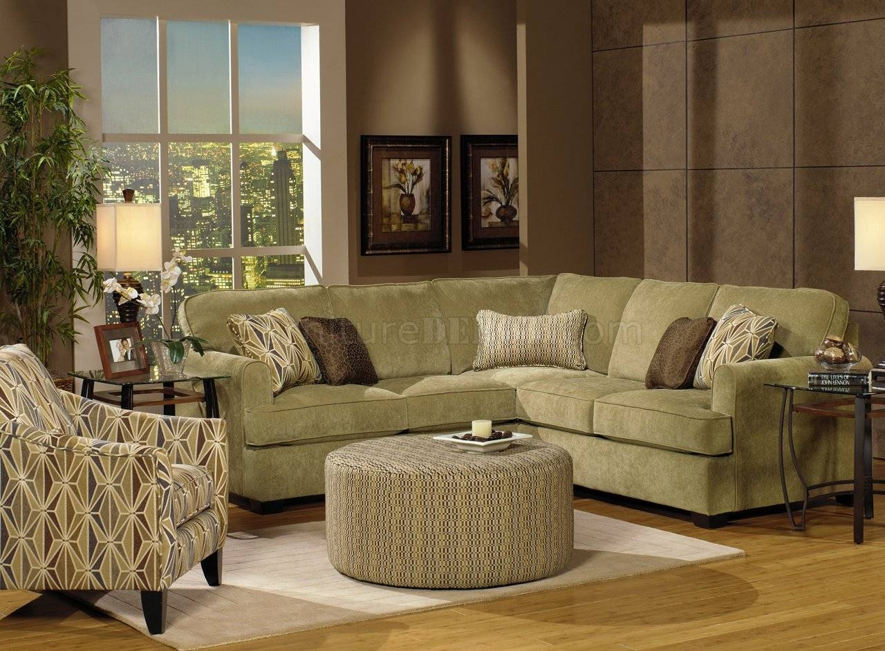 New Chenille Sectional Sofa 53 For Sofa Design Ideas With Chenille intended for Chenille Sectional Sofas (Image 18 of 30)