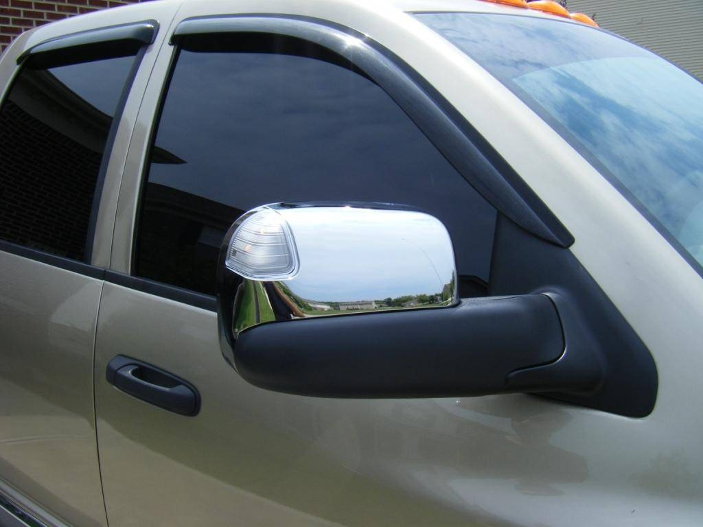New Chrome Towing Mirrors With Signal Like Gen4 Ram!! - Dodge Ram with regard to Chrome Mirrors (Image 20 of 25)