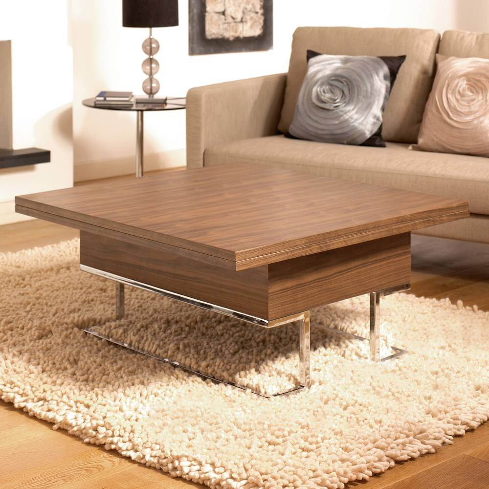 New Coffee Table Converts To Dining Table 39 About Remodel Regarding Coffee Table Dining Table (View 24 of 30)