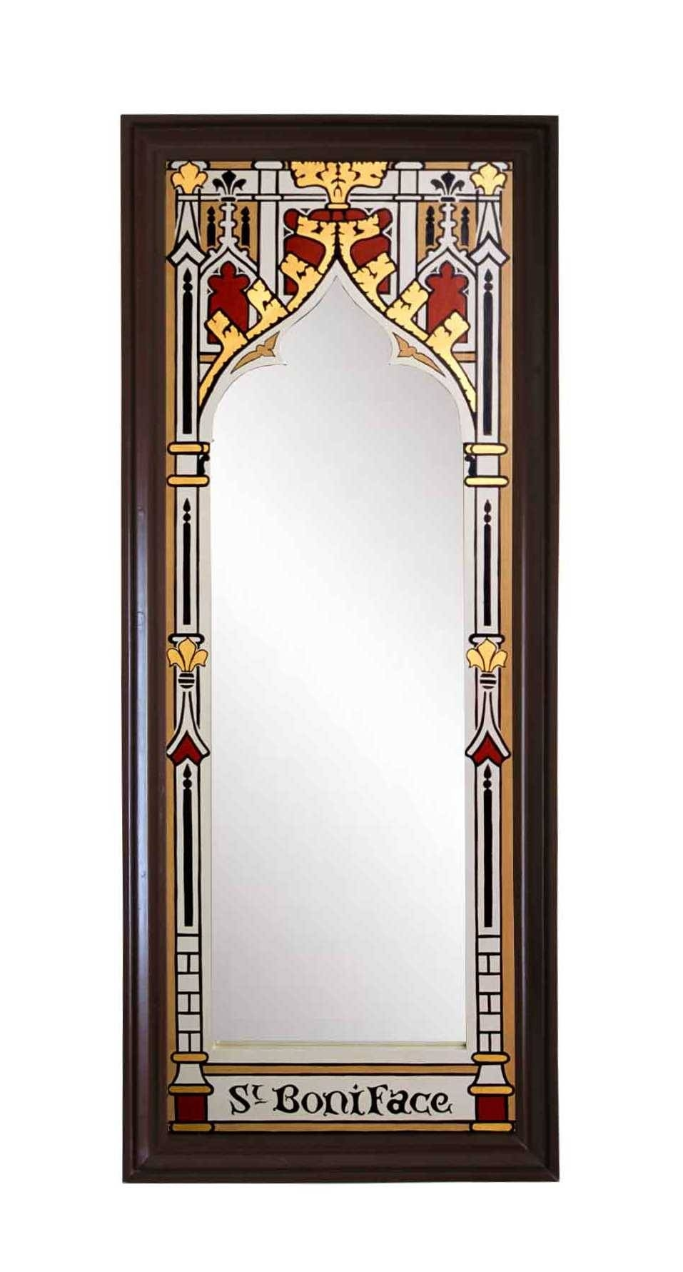 Popular Photo of Gothic Style Mirrors