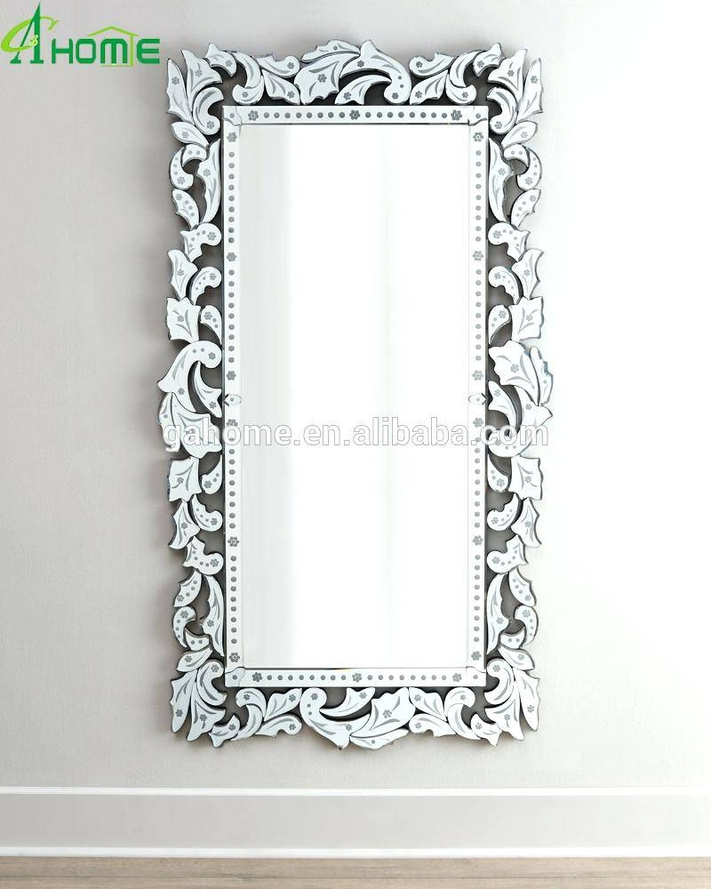 New Inga Full Length Mirror Mirrors Decorative Home Indoor throughout Decorative Long Mirrors (Image 21 of 25)