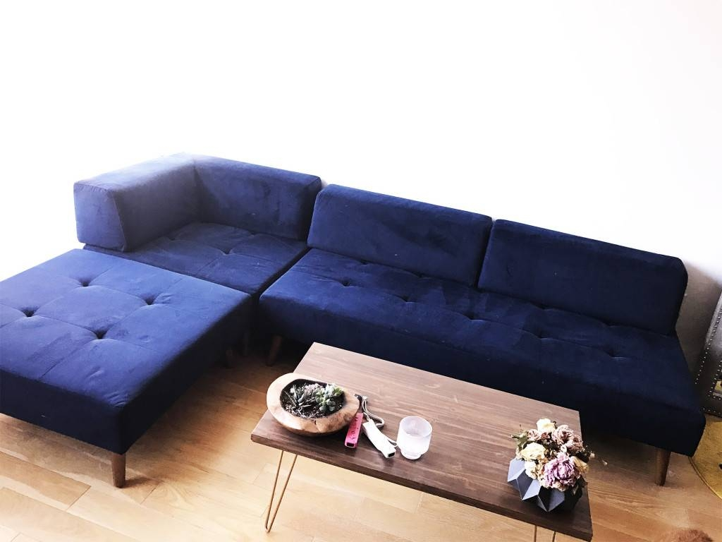 New Other West Elm 6 Piece Retro Tillary Sectional Sofa For Sale regarding West Elm Sectional Sofa (Image 24 of 30)