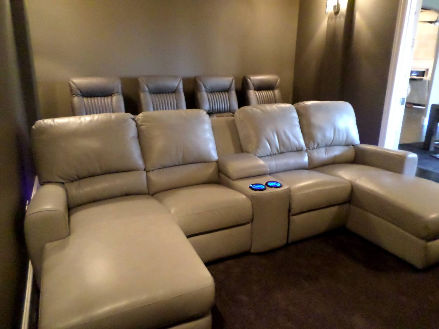 New Theater Room Recliners Home Style Tips Modern In Theater Room with regard to Theater Room Sofas (Image 25 of 30)