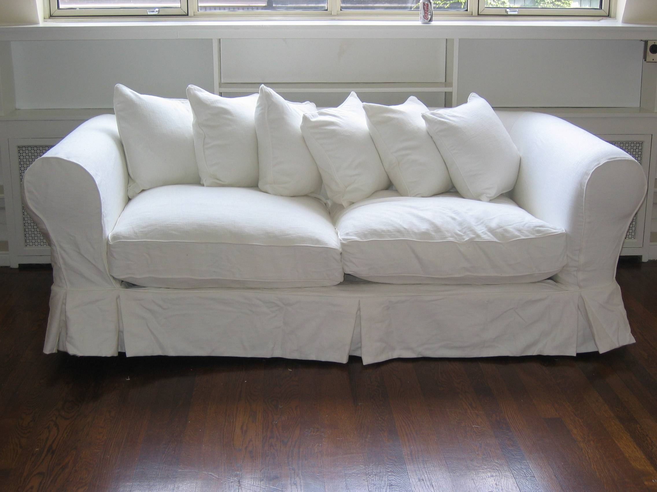 New White Fabric Sofa 30 Sofas And Couches Set With White Fabric Sofa with White Fabric Sofas (Image 23 of 30)