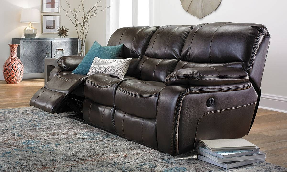 Newport Power Reclining Sofa | Haynes Furniture, Virginia's within Newport Sofas (Image 17 of 30)