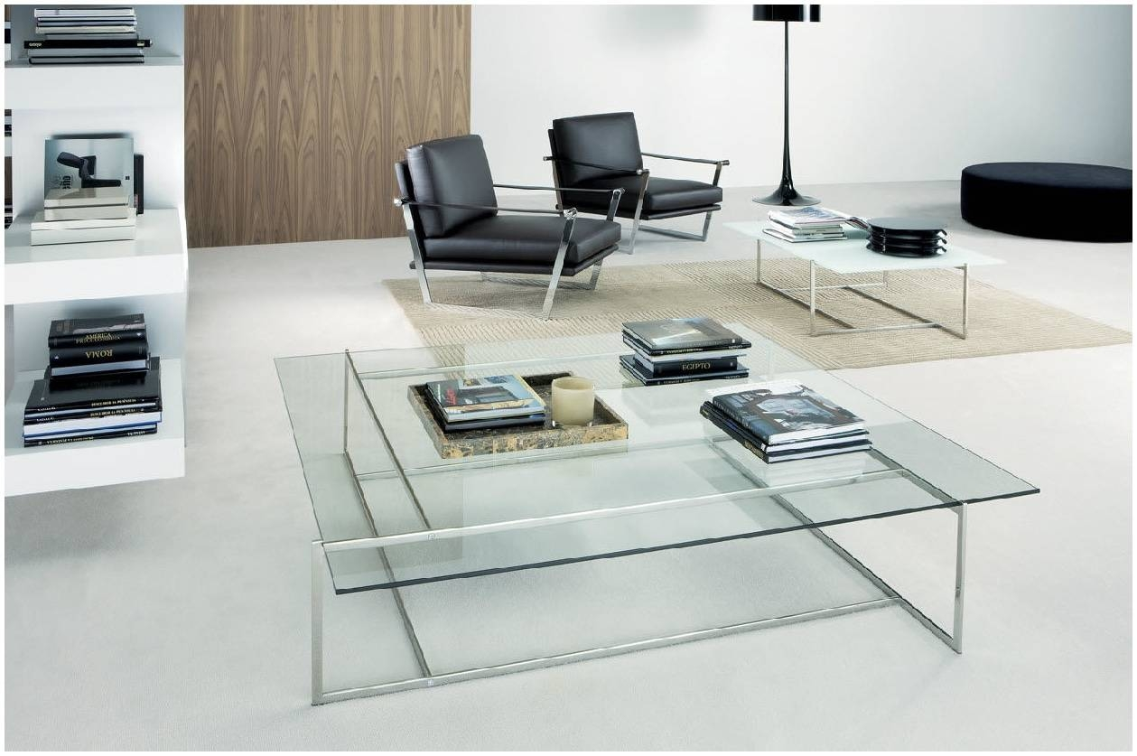 Nice Clear Glass Coffee Table – Cocinacentral (Image 24 of 30)