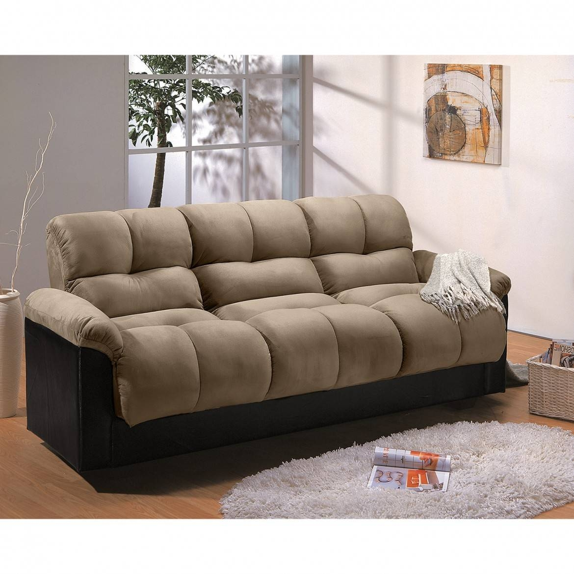 Nice Futon Sofa Bed | Roselawnlutheran Pertaining To Cool Sofa Beds (View 21 of 30)