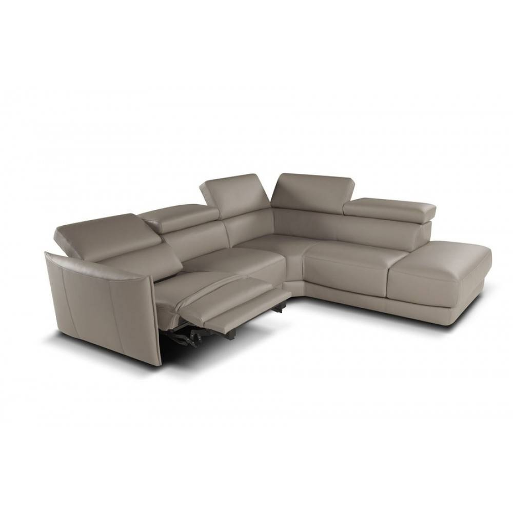 Nicoletti Camilion Sectional Sofa With Electric Recliner regarding Sectional Sofas With Electric Recliners (Image 24 of 30)