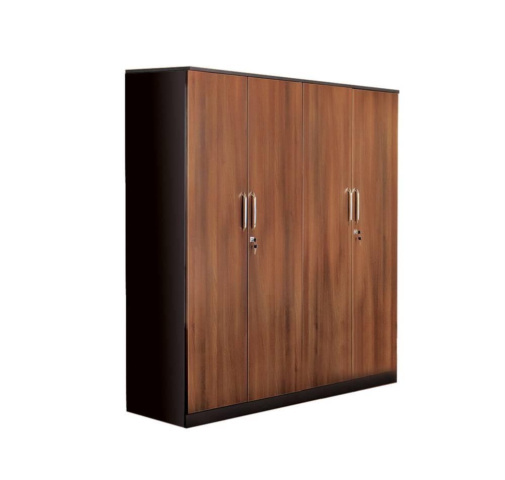 Nilkamal Florence 4 Door Wardrobe   4 Door Wardrobe @home - At-Home in Wardrobes With 4 Doors (Image 14 of 15)