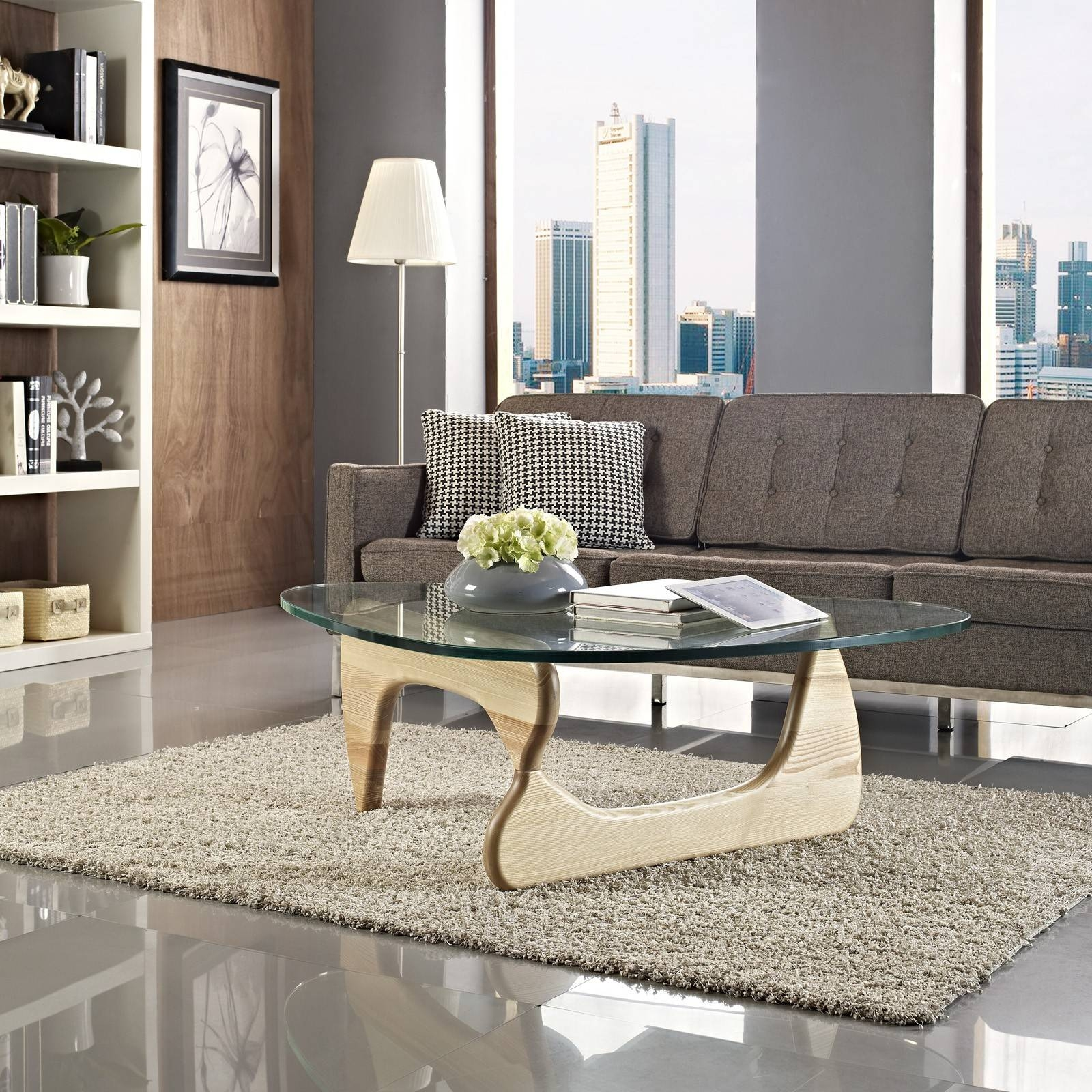 Noguchi Coffee Table: A Classic Yet Timeless! in Noguchi Coffee Tables (Image 16 of 30)