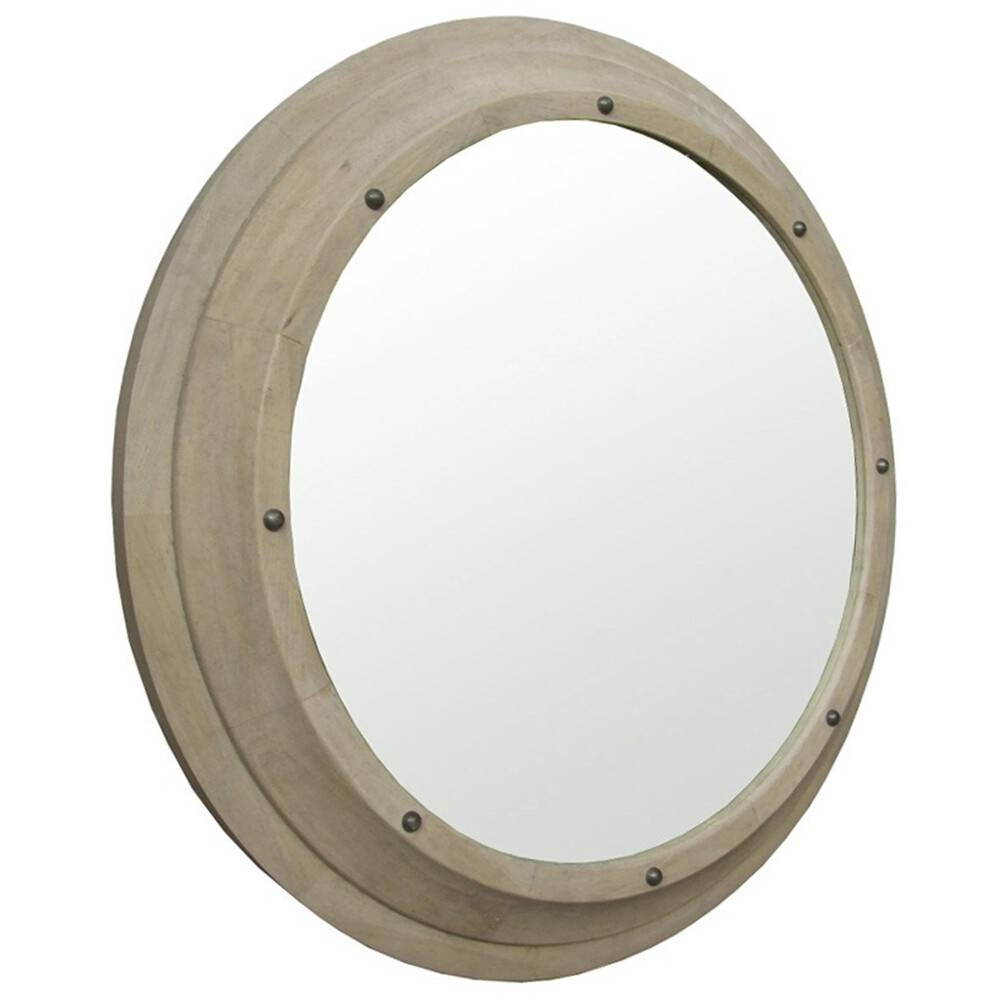 Noir Porthole Mirror | Candelabra, Inc. with Porthole Style Mirrors (Image 12 of 25)