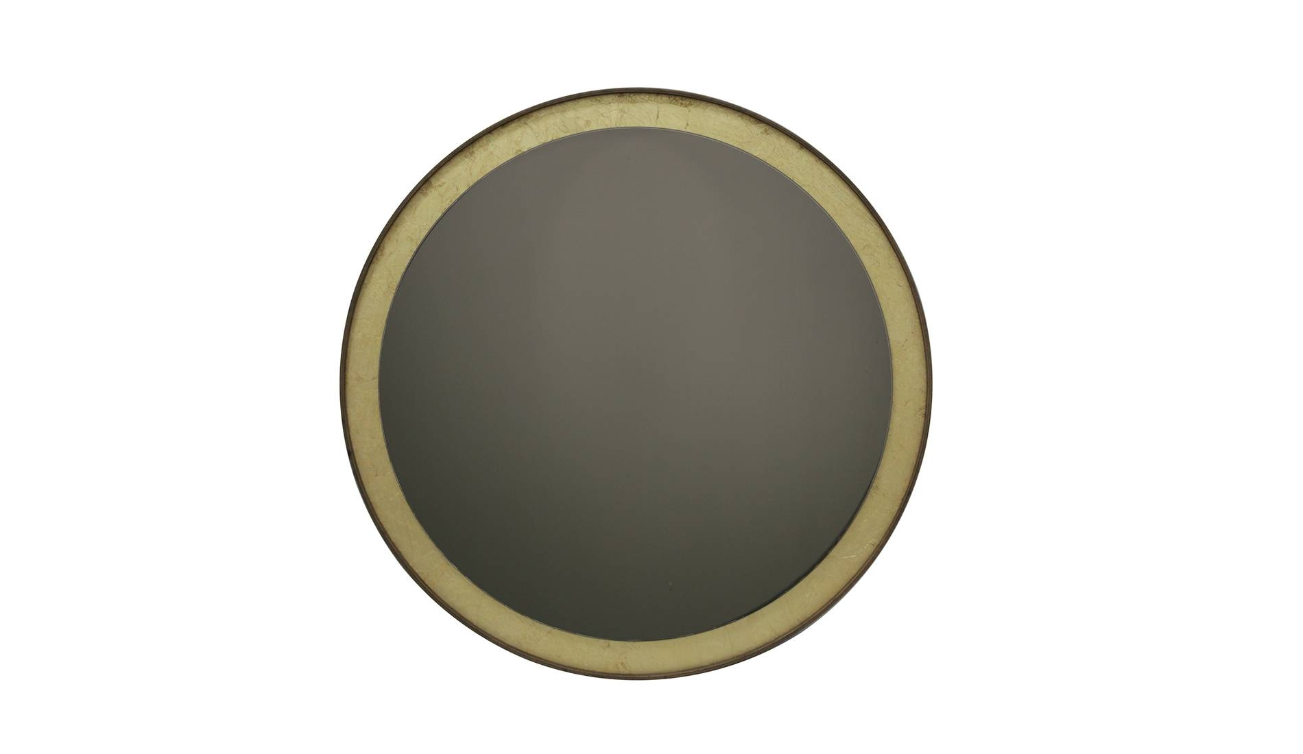 Notre Monde Gold Leaf Bronze Wall Mirror | Dopo Domani intended for Bronze Wall Mirrors (Image 12 of 25)