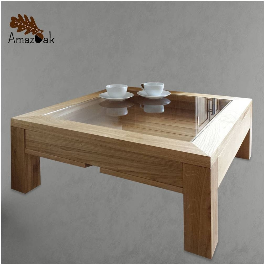 Oak And Glass Coffee Table Uk – Cocinacentral.co within Glass And Oak Coffee Tables (Image 24 of 30)