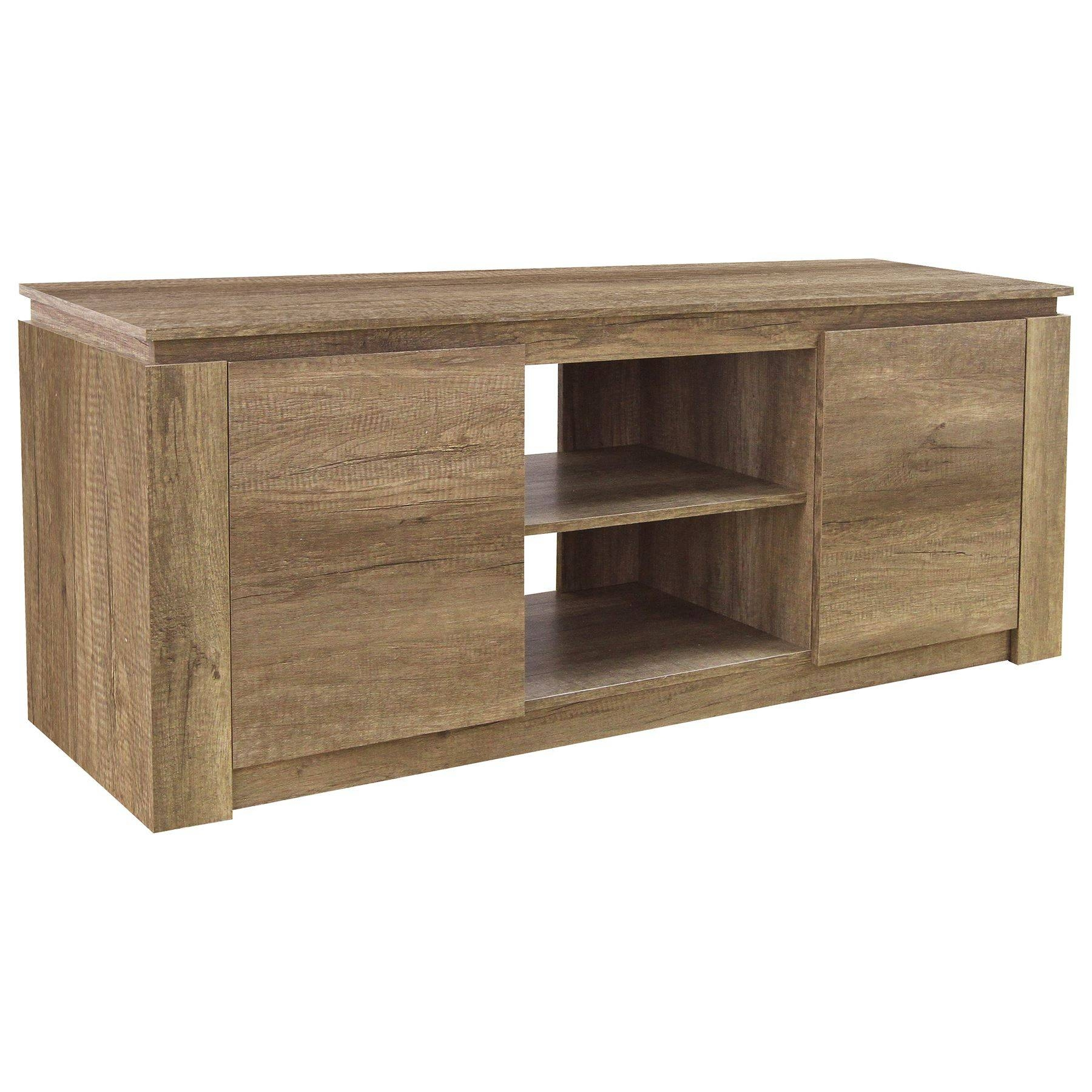 Oak Bookshelf Bookside Tv Unit Stand Coffee Lamp Table Sideboard In Sideboards And Tv Stands (View 19 of 30)