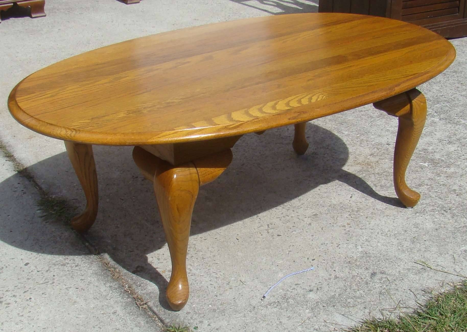 Oak Coffee Table And End Tables | Coffee Tables Decoration Pertaining To Oak Coffee Table Sets (View 6 of 30)