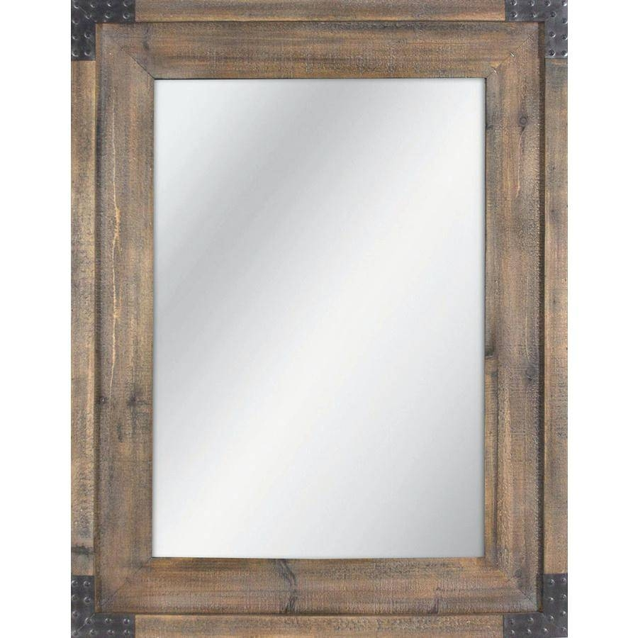 Oak Framed Mirror In Xl Sizeoak Ikea Mirrors For Sale – Shopwiz for Oak Framed Wall Mirrors (Image 12 of 25)