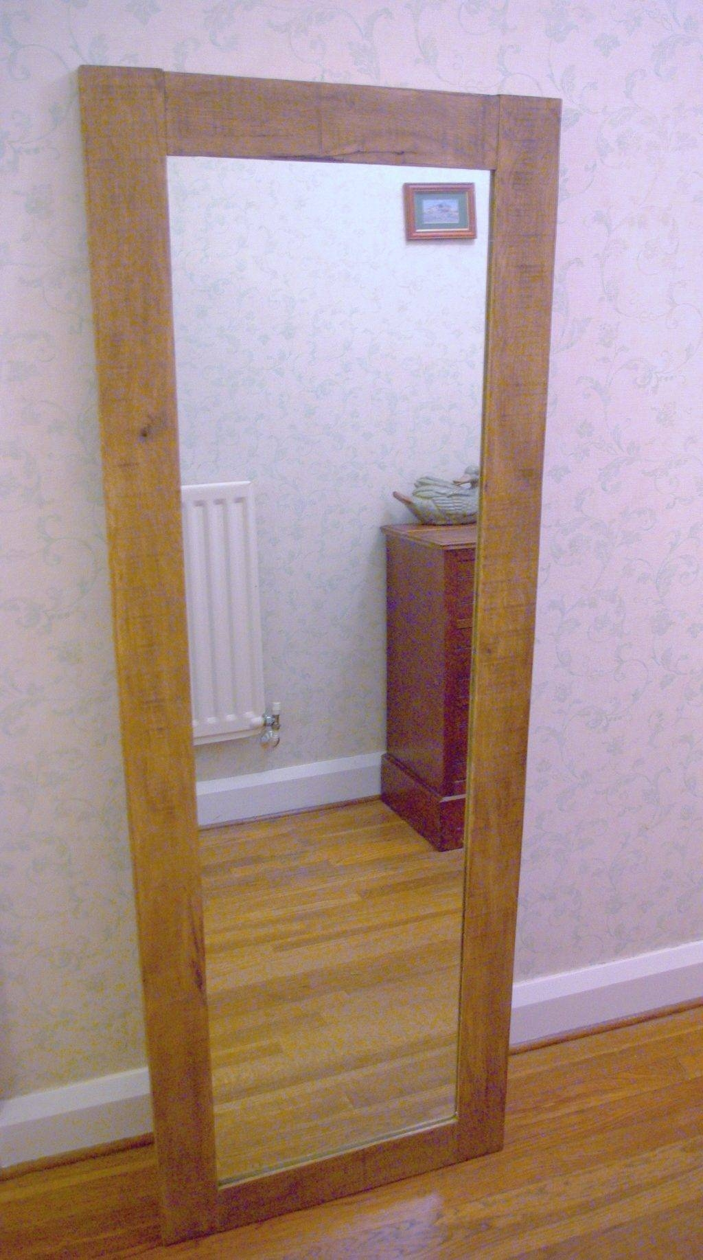 Oak Framed Wall Mirror 123 Beautiful Decoration Also This Oak with Large Oak Mirrors (Image 14 of 25)
