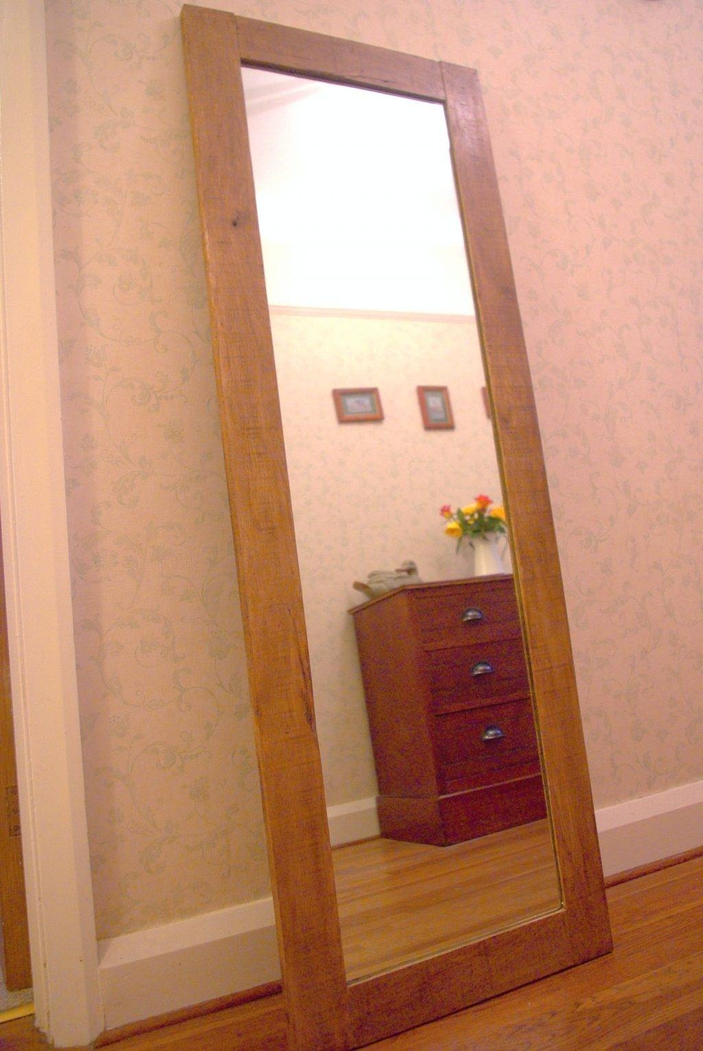 Oak Framed Wall Mirror 125 Cute Interior And Monica Natural Oak with regard to Large Oak Framed Mirrors (Image 15 of 25)