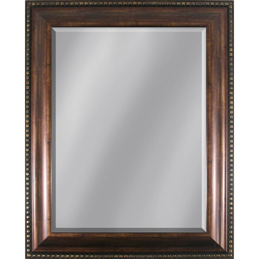 Oak Framed Wall Mirror – Harpsounds.co in Oak Framed Wall Mirrors (Image 19 of 25)
