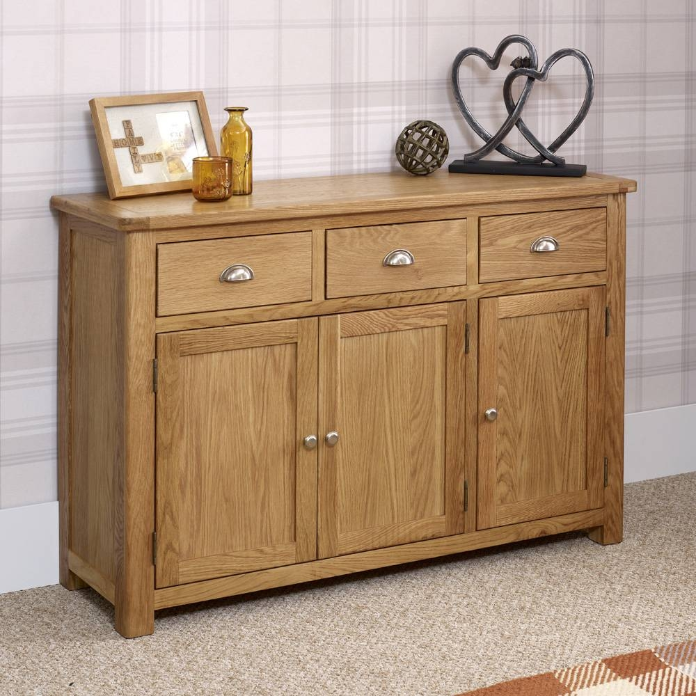 Oak Furniture - Oak Cupboards within Oak Sideboards for Sale (Image 11 of 30)