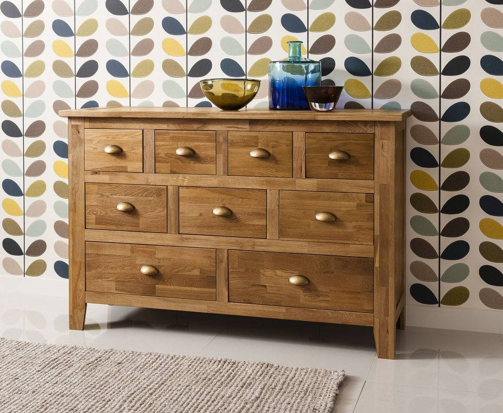 Oak Sideboards | Ebay for Oak Sideboards (Image 15 of 30)