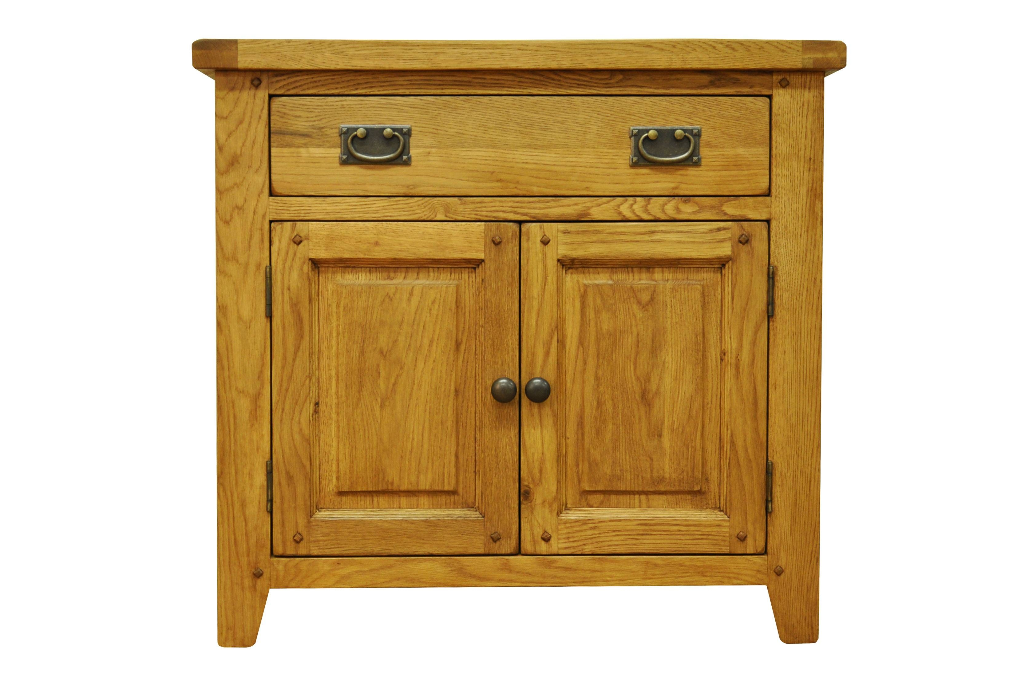 Oak Sideboards | Oak Furniture In Barrow In Furness intended for Fully Assembled Sideboards (Image 23 of 30)