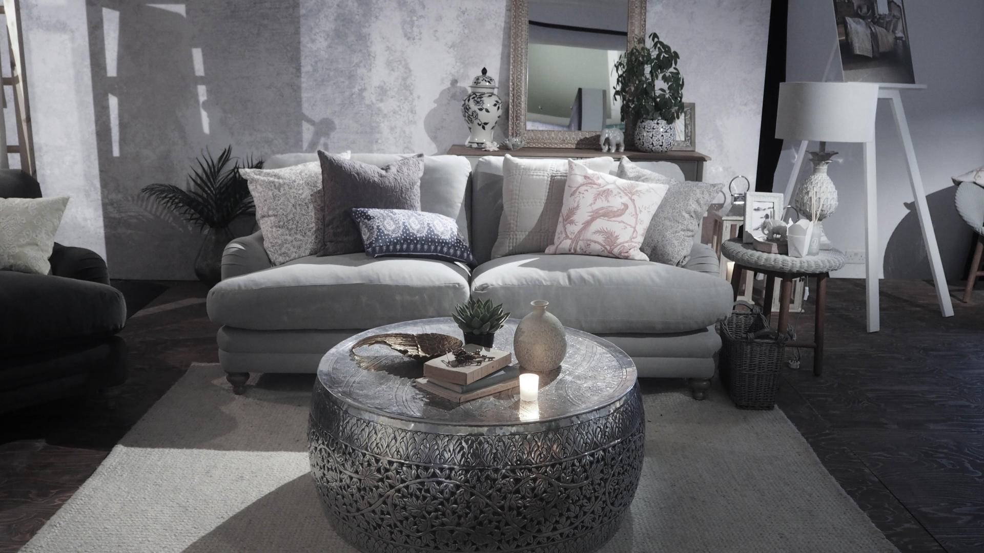 Of Fraser Ss17 Homeware Preview pertaining to Silver Drum Coffee Tables (Image 23 of 30)