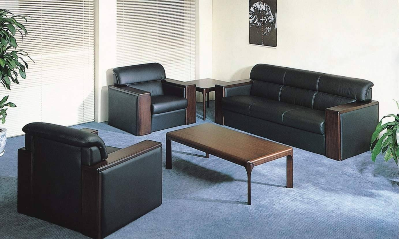 Office Couch And Chairs – Cryomats Intended For Office Sofas And Chairs (View 3 of 15)