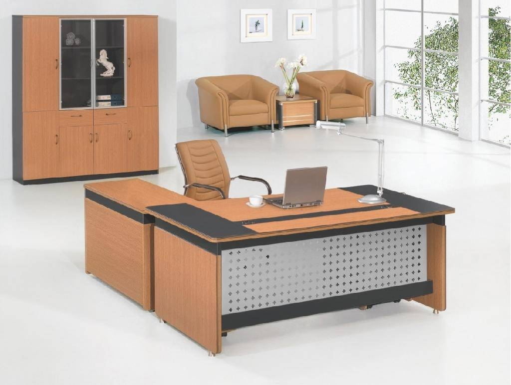 Office Furniture : Modern Office Desk Furniture Medium Vinyl Wall within Office Sofa Chairs (Image 17 of 30)