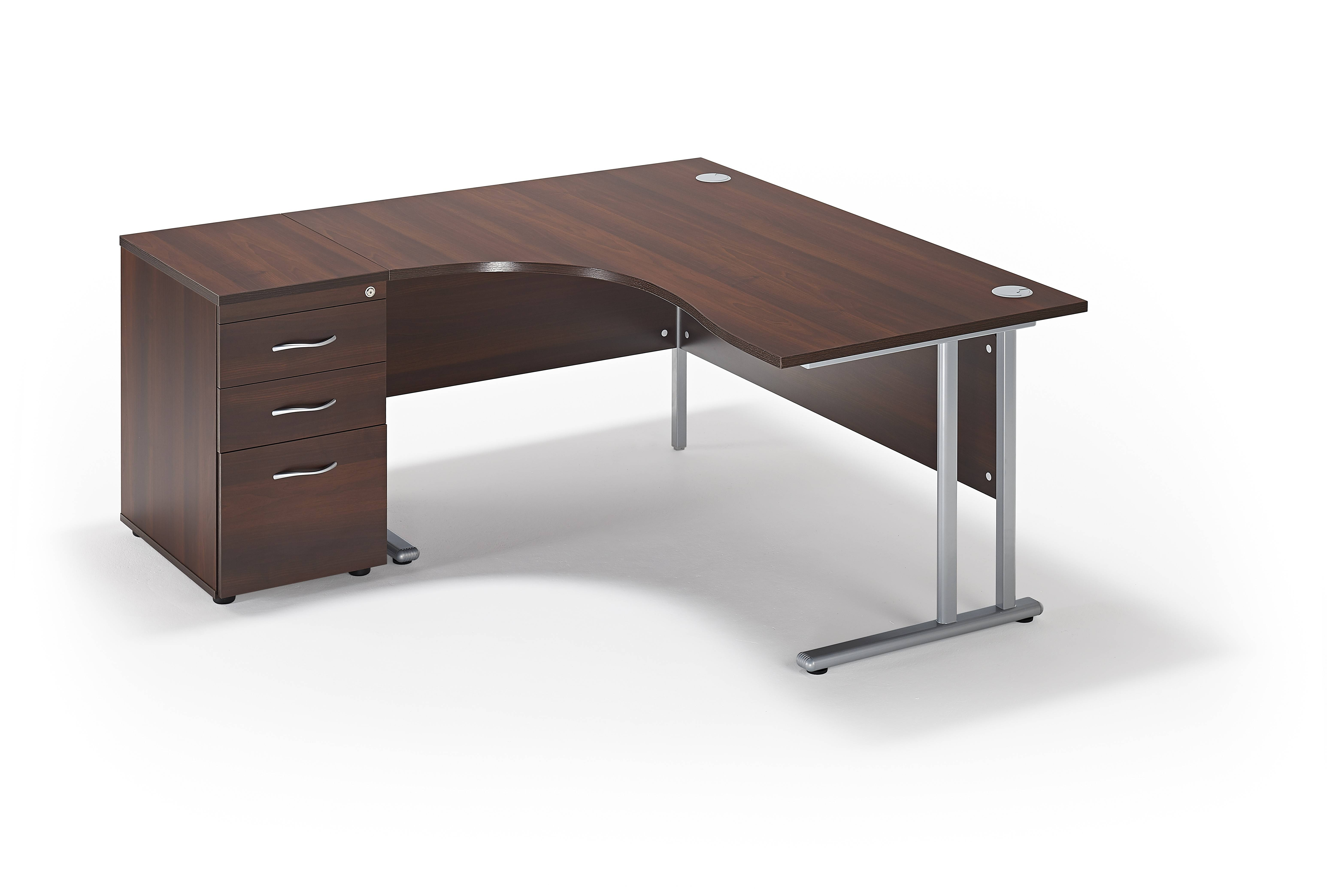 Office Furniture, Office Desks, Office Chairs, Office Storage Inside Curve Coffee Tables (View 25 of 30)