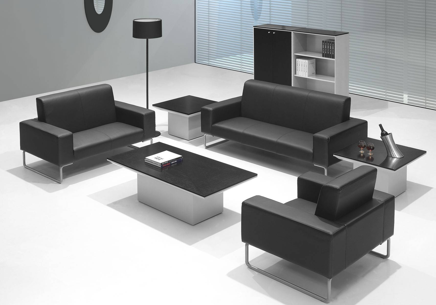 Office Furniture Sofa Design | Sofas Decoration Within Office Sofas And Chairs (View 4 of 15)