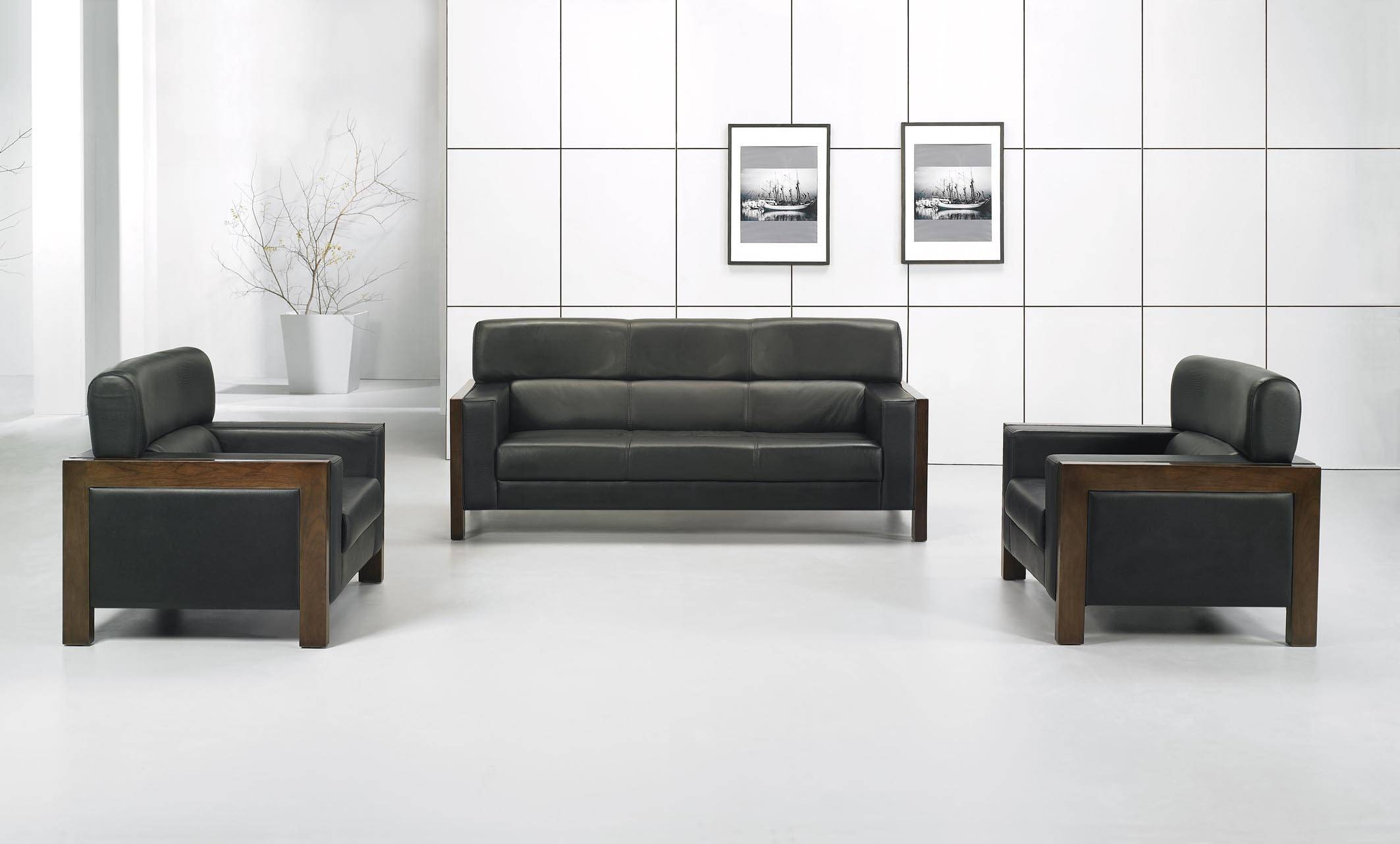 Office Sofa For Comfortable Office | Office Architect Intended For Office Sofas And Chairs (View 11 of 15)