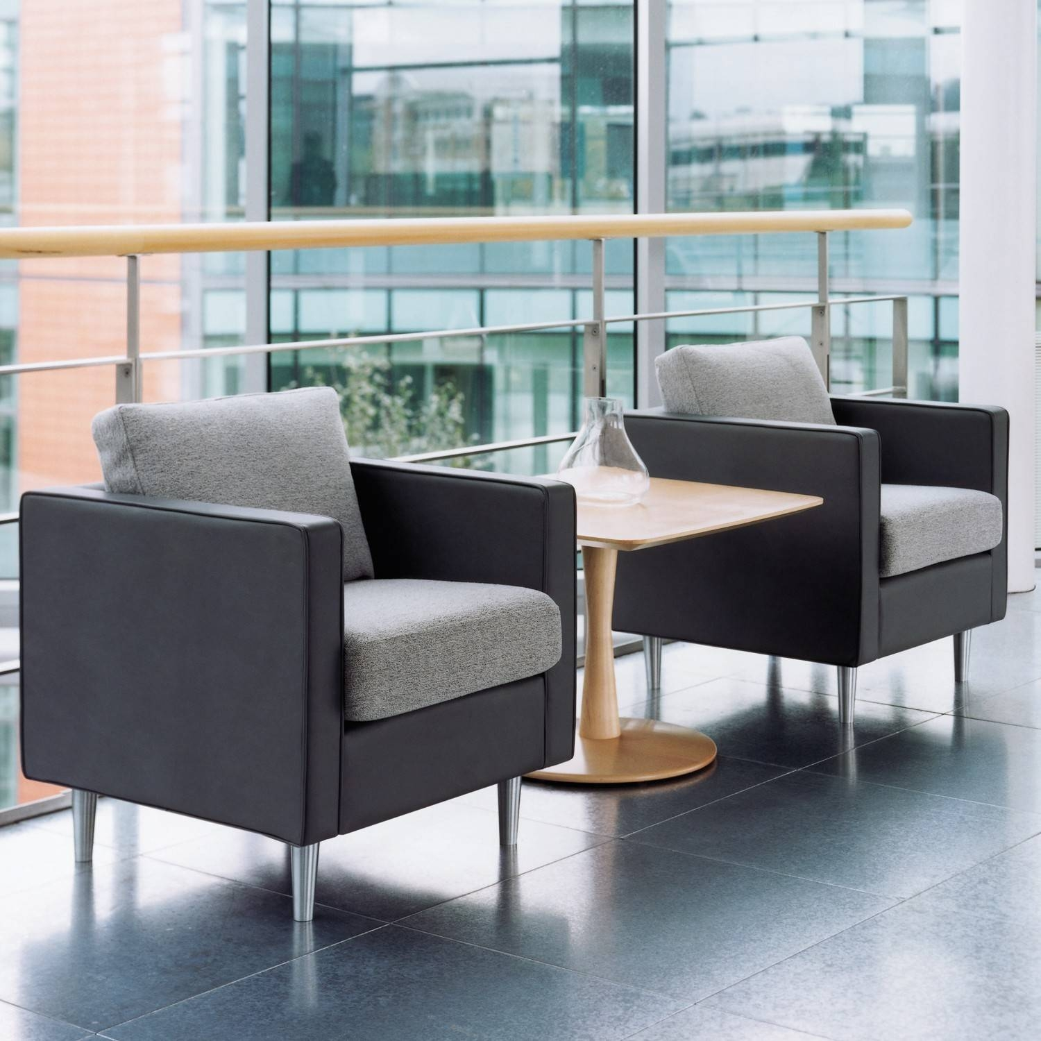 Ogmore Compact Armchairs | Reception Seating | Apres Office Furniture in Compact Armchairs (Image 23 of 30)