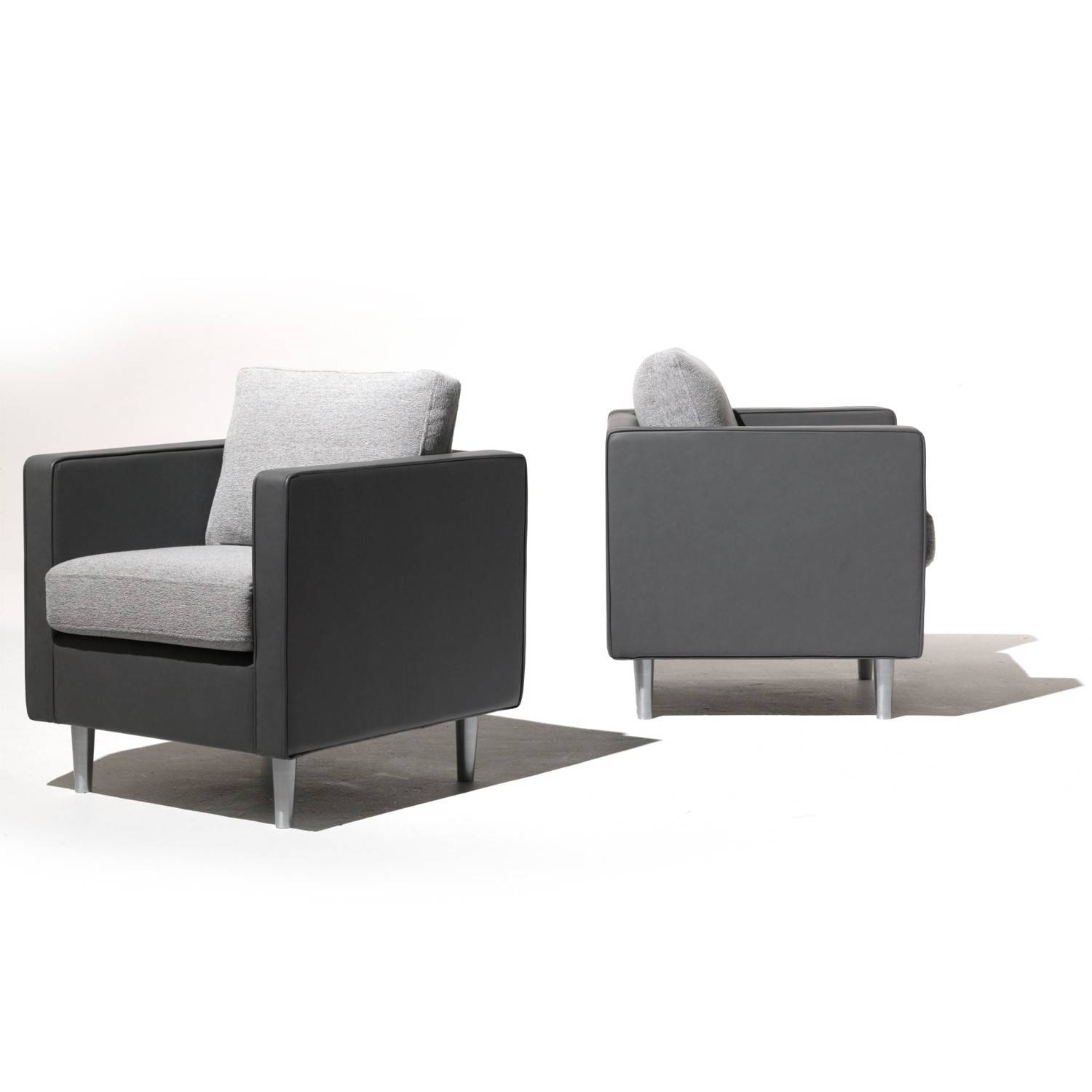 Ogmore Compact Armchairs | Reception Seating | Apres Office Furniture with Compact Armchairs (Image 24 of 30)