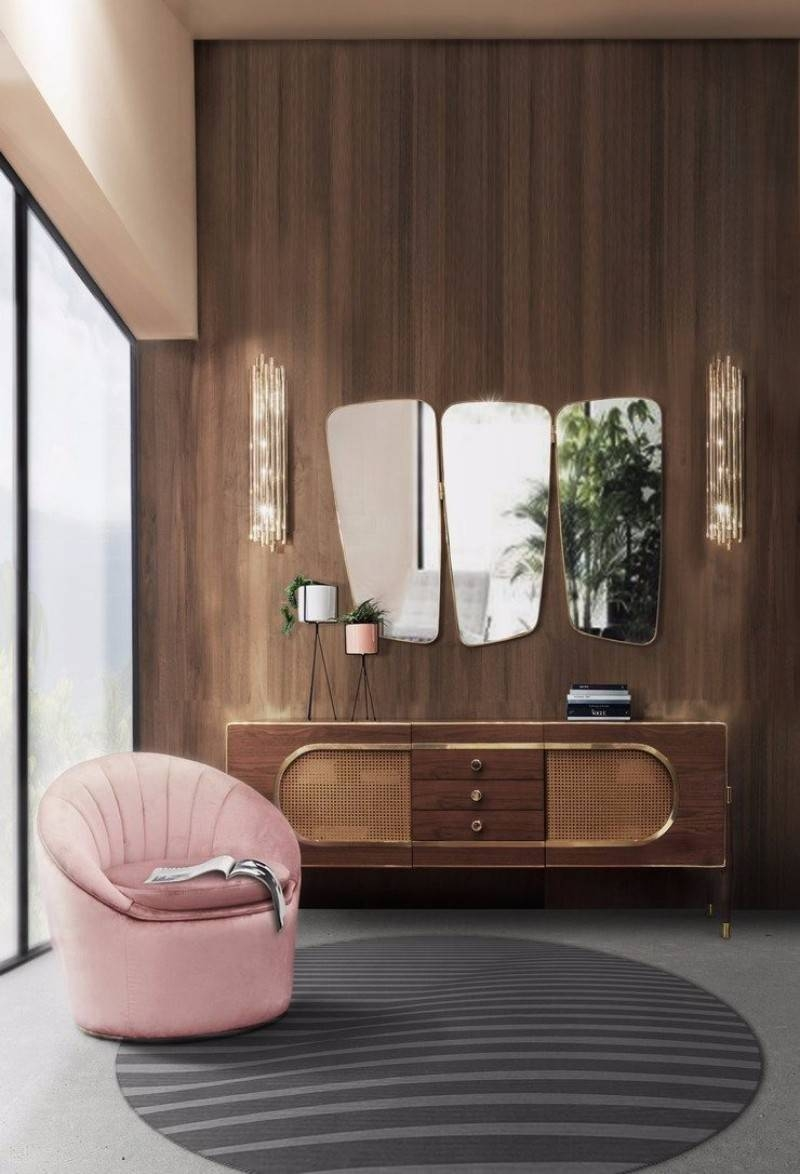 Old Is New: Contemporary Sideboards Inspiredthe 50S And The 60S in Contemporary Sideboards (Image 21 of 30)