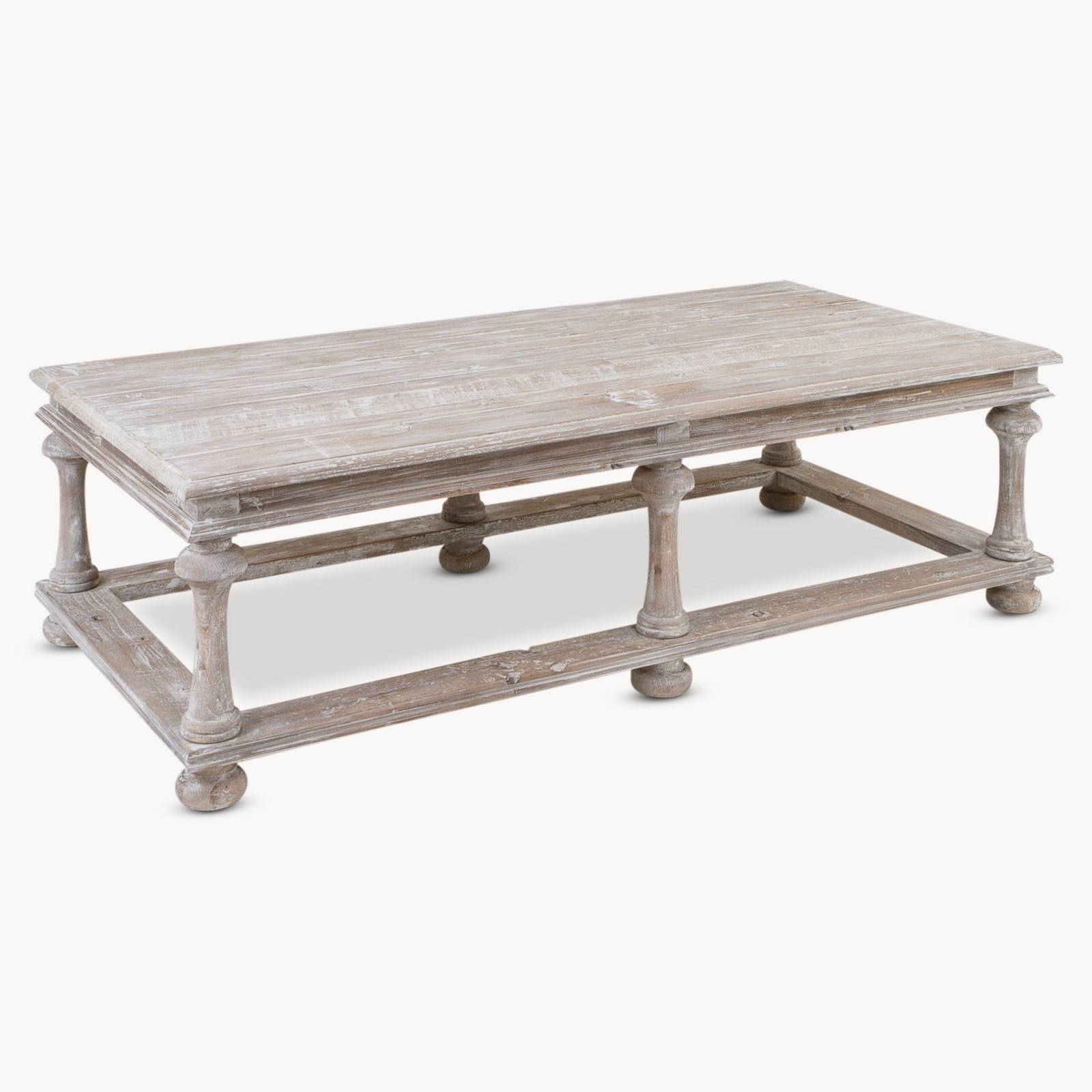 Old Pine Grey Wash Coffee Table pertaining to Gray Wash Coffee Tables (Image 28 of 30)