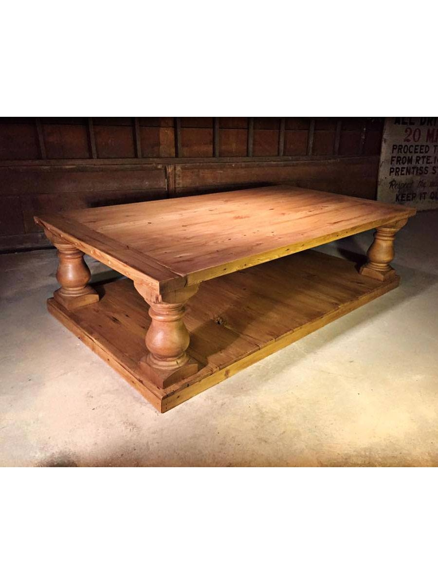 Old Pine Tables | Old Pine Furniture | Cottage Home® Inside Old Pine Coffee Tables (View 20 of 30)