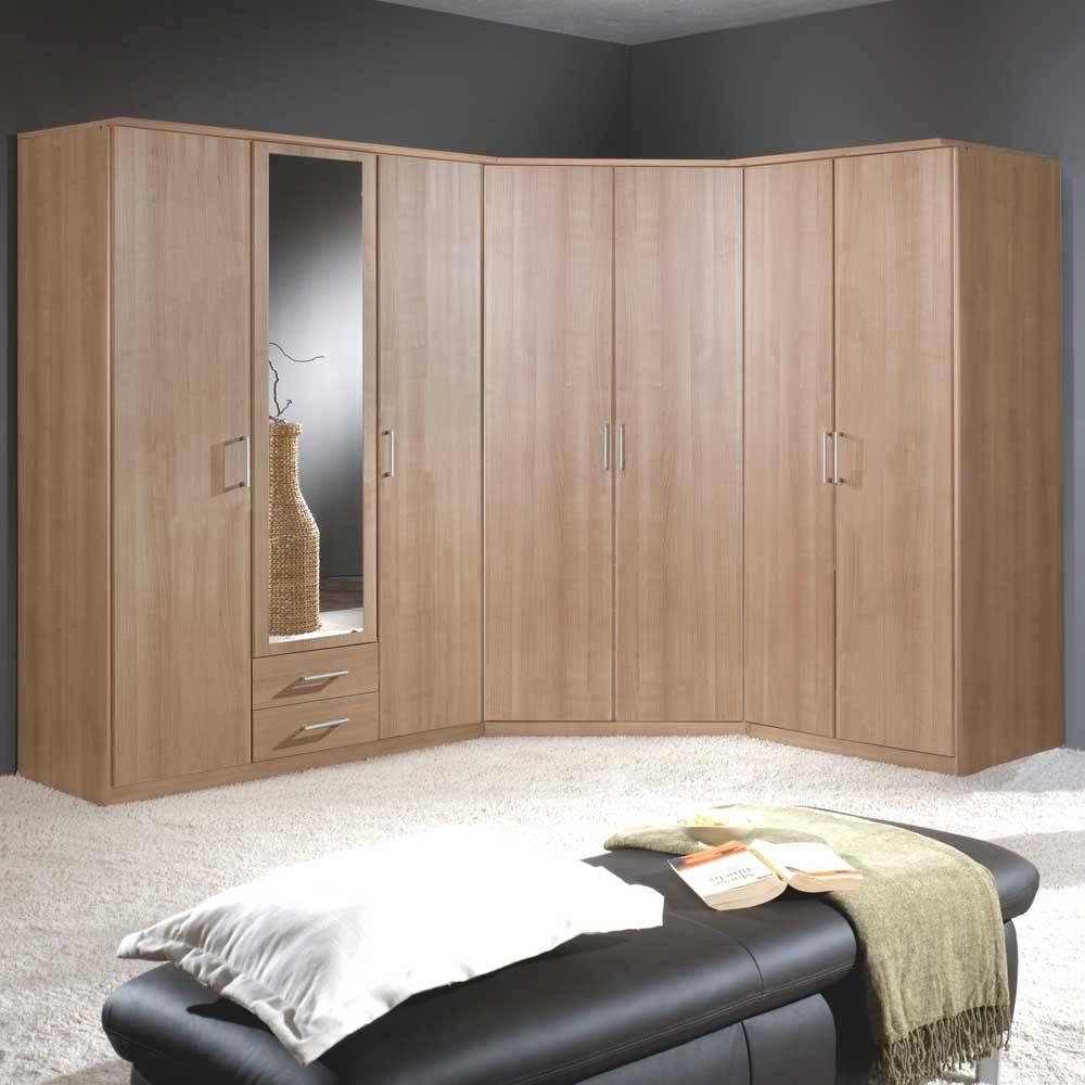 Omega Furniture & Bedroom Range – Furniture For Modern Living Pertaining To Oak Corner Wardrobes (View 8 of 15)