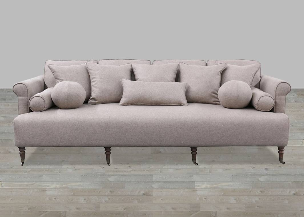 One Two Or Three Seat Cushions. Bb Italia Charles Sofa Inspiratin throughout One Cushion Sofas (Image 19 of 30)